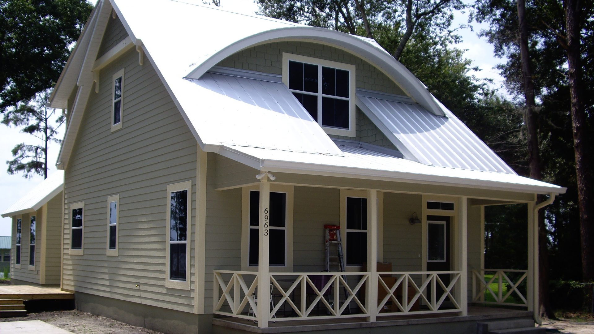 Goeff Marshal Residence, Hampton Lake, Bradford County, Fla.